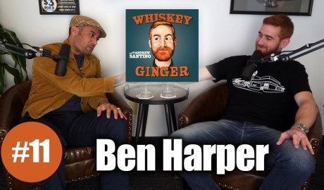 Whiskey Ginger - Ben Harper - #011