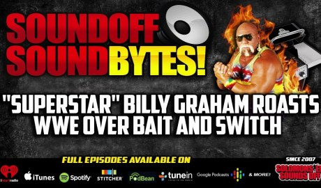 Superstar Billy Graham ROASTS WWE Over Royal Rumble Change