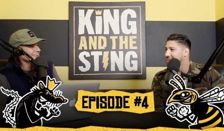 King and the Sting w/ Theo Von & Brendan Schaub #5