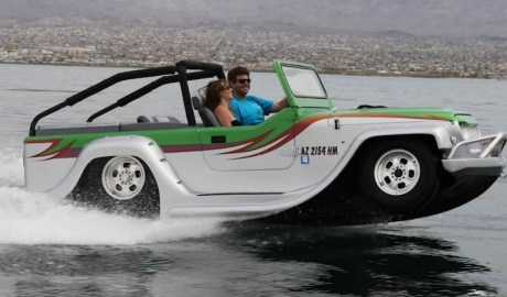 5 Amphibious Vehicles You Have To See