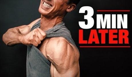 Intense 3 Minute Shoulder Workout!