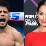 Henry Cejudo shoots his shot with Nikki Bella, she responds