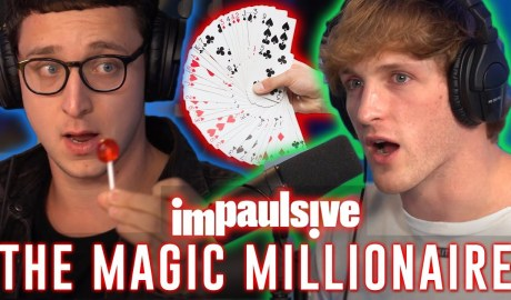 MAGIC TRICKS MADE JULIUS DEIN A MULTI-MILLIONAIRE