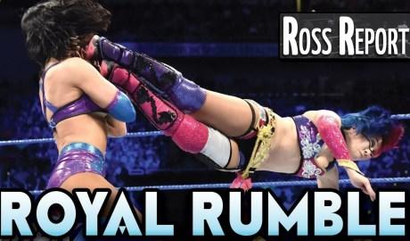 Who'll Win Royal Rumble 2019?
