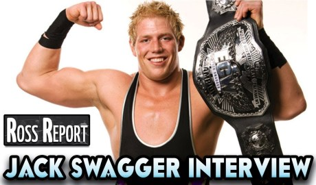 The Man Formerly Known as Jack Swagger—Jake Hager Interview
