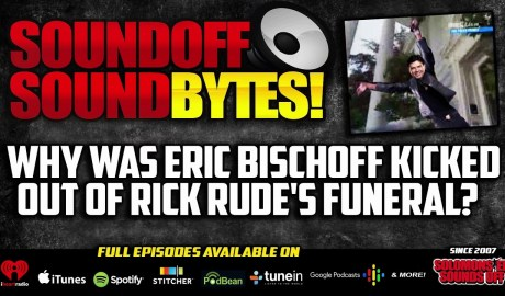 Why Was Eric Bischoff Asked To LEAVE Rick Rude's Funeral?