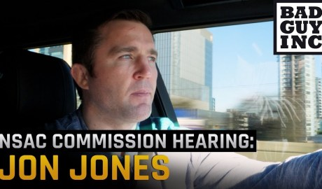Jon Jones athletic commission hearing was perfect...