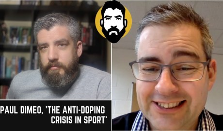 The Anti-Doping Crisis in Sport Conversation With Paul Dimeo | Luke Thomas