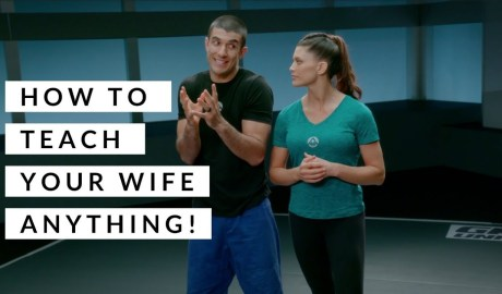 How to teach your wife ANYTHING!