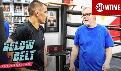 Brendan Explains Why Freddie Roach Would Co-Sign Aaron Pico