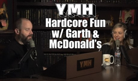 Hardcore Fun w/ Garth & McDonald's Instagram - YMH Highlight