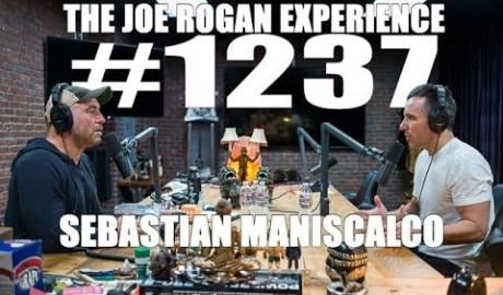 Joe Rogan Experience #1237 - Sebastian Maniscalco