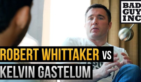 UFC 234 Preview: Robert Whittaker vs Kelvin Gastelum