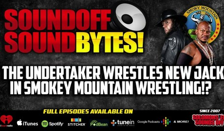 Undertaker Wrestles NEW JACK in Smokey Mountain Wrestling!?