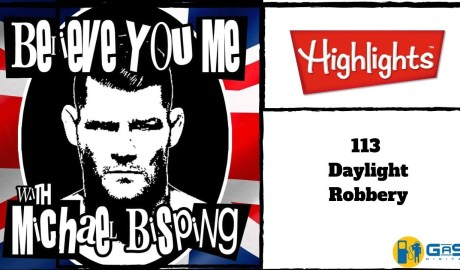 Bisping talks about his first time on commentary - Highlight from BYM #113