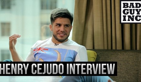 Henry Cejudo interview (full episode)