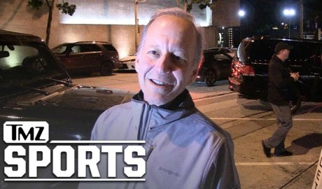 Jim Gray Still Clowning Adrien Broner Over Manny Pacquiao Fight | TMZ Sports