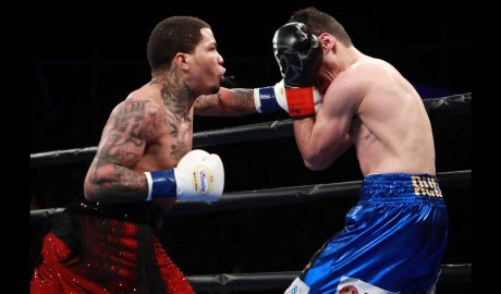 Gervonta Davis vs. Hugo Ruiz: Highlights