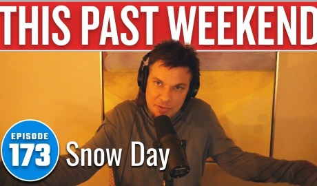 Snow Day | This Past Weekend w/ Theo Von #173