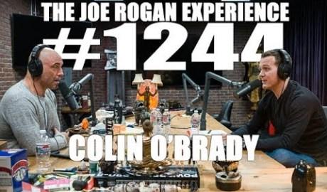 Joe Rogan Experience #1244 - Colin O'Brady