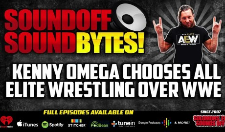 KENNY OMEGA Chooses All Elite Wrestling Over WWE!