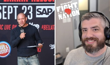 UFC on ESPN 1 and Bellator 216 Preview With Jimmy Smith | SiriusXM | Luke Thomas