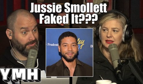 Did Jussie Smollett Fake Everything??? - YMH Highlight