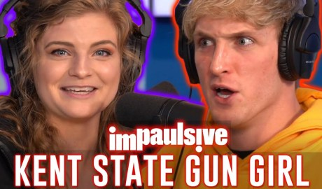 THE KENT STATE GUN GIRL WITHOUT HER GUNS - IMPAULSIVE #41
