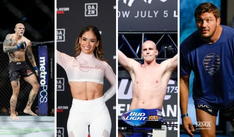 The MMA Hour Live w/ Anthony Smith, Valerie Loureda, Struve, Mitrione, Sound Off, Monday Morning Analyst and more