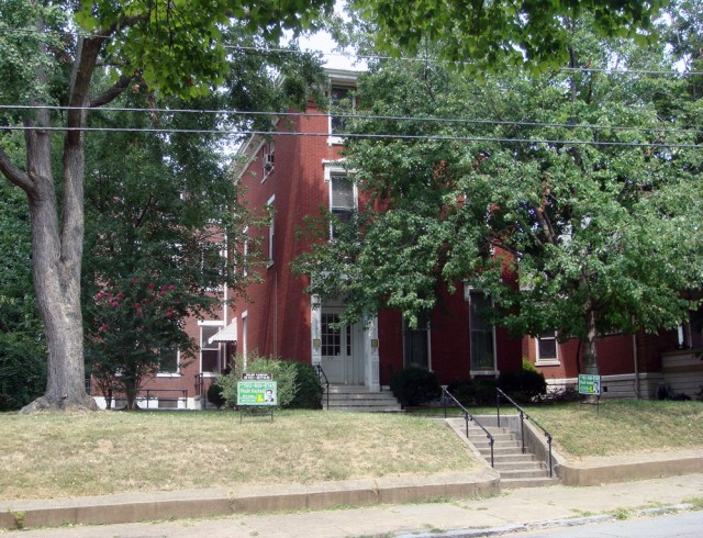 Tyler Park Convent Sits Empty