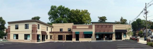 New Bardstown Road Retail Strip