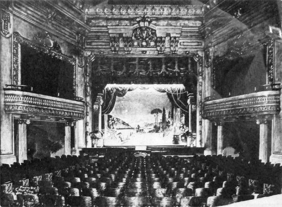 The Broadway Theater Historic Photo (Courtesy ORI)