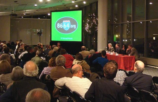 Second Annual 8664 Public Forum at the Ali Center