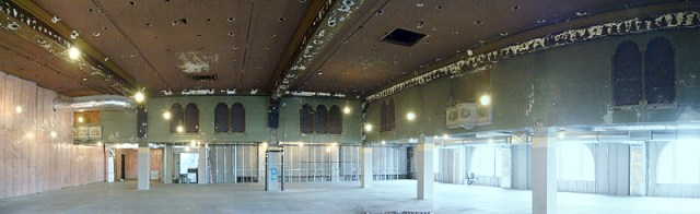 Inside the Madrid Ballroom