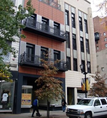 Bycks Lofts on Fourth Street