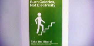 Burn Calories, Not Electricity