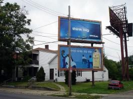 Billboards on Preston Street in Shelby Park (BS File Photo)