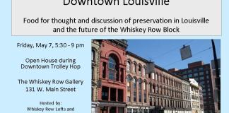 Preservation Celebration (Courtesy City Properties Group)