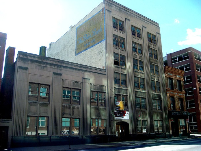 Art-deco structure to be renovated (BS File Photo)