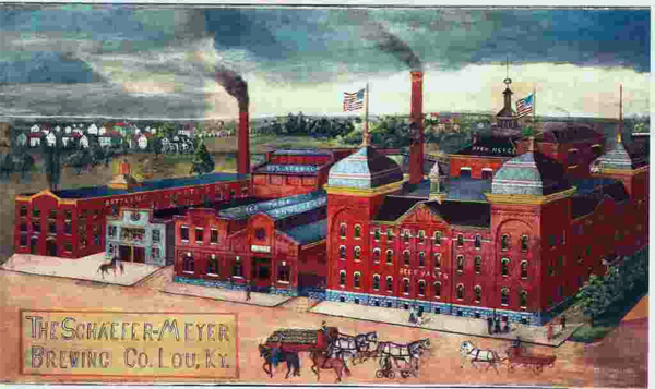 Shaefer-Meyer Brewing Company (Rendering via Louisville Lofts)