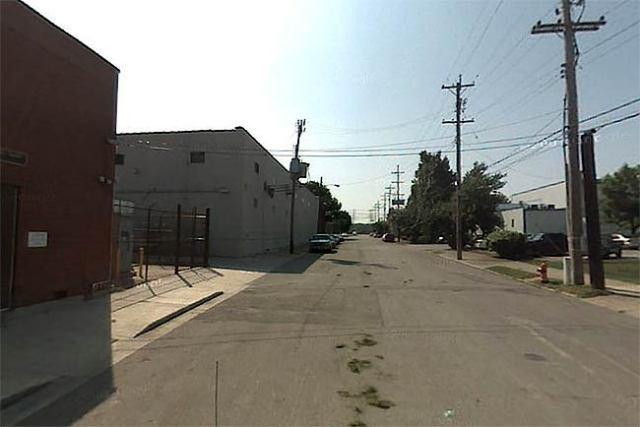 Buchanan Street south from Franklin Street today (via Google)