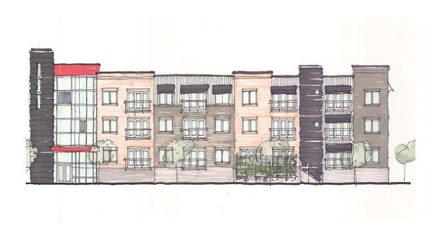 The Edge at Liberty Green (Courtesy City Properties Group)