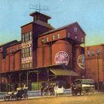 Ballard Mills (Broken Sidewalk Postcard)