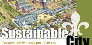Agrarian Urbanism at the Sustainable City Series. (Courtesy UDS)