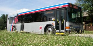 A TARC Bus. (Courtesy TARC)