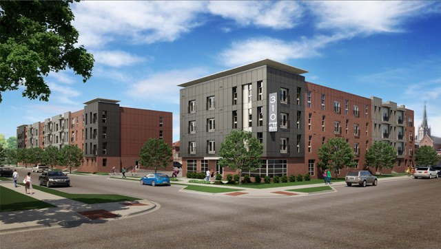 Rendering of 310 at Nulu. (Courtesy 310 at Nulu)