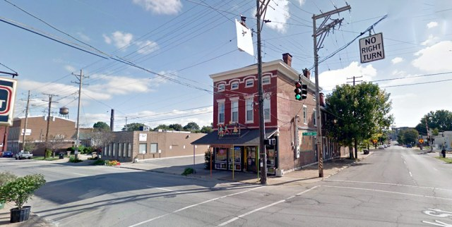Smoketown USA at 1153 Logan Street. (Courtesy Google)