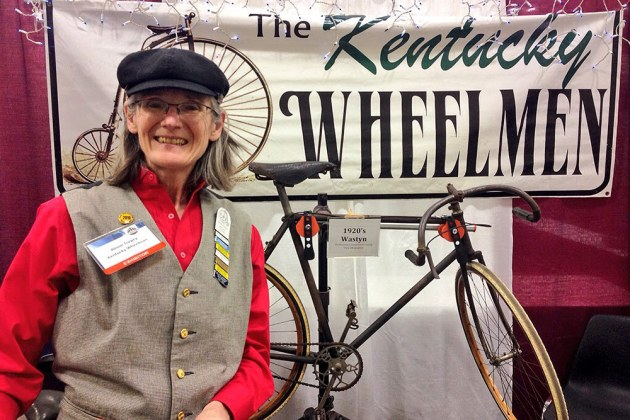 The Kentucky Wheelmen. (Elijah McKenzie / Broken Sidewalk)