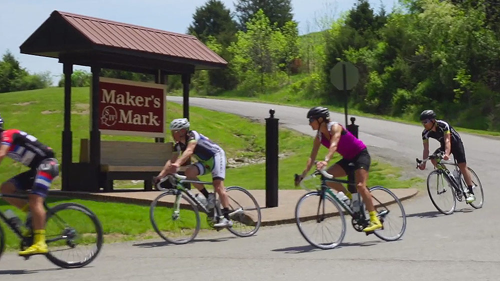 Image result for bourbon trail cycling
