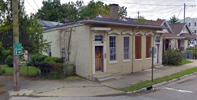 115–117 North Wenzel Street. (Courtesy Google)